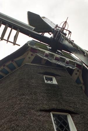 Hollannin isoimpia tuulimyllyjä