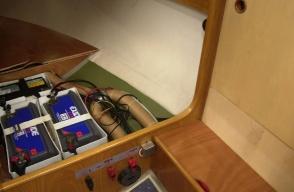 Naneux batteries