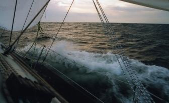 Storm otside Ööland