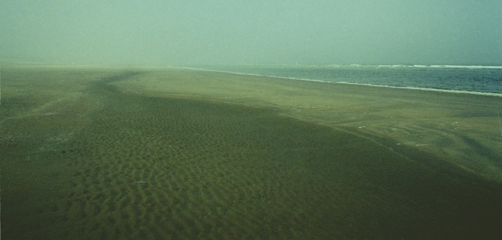 Sumu nousee Pohjanmereltä