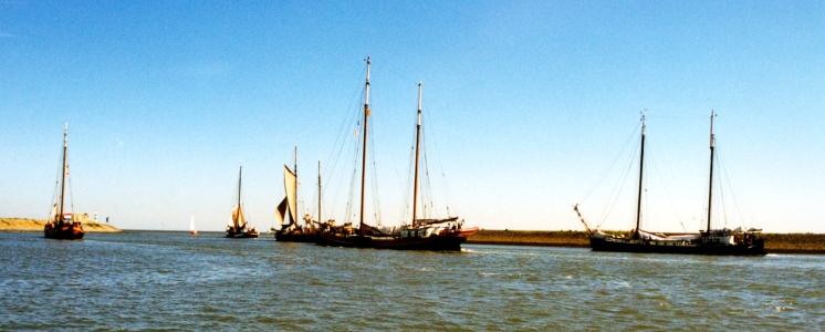 Waddezee Hollannissa merikin on pannukakku