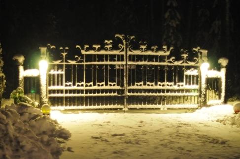 Talvinen portti, Casa Marina Airisto