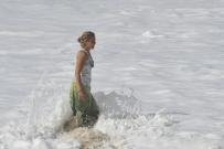 Kati int he swells