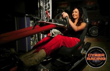 F1 Racing Sim CyberRacing