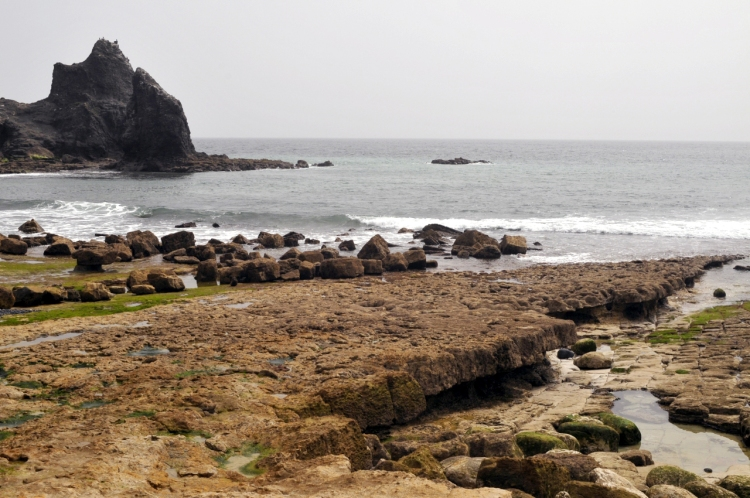 Approaching Rocca Negra