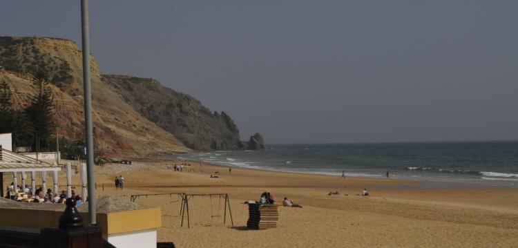 Praya da Luz beach