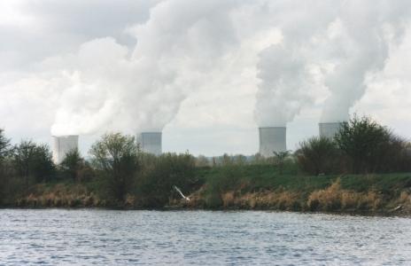 Ranskassa ekat ydinvoimalat