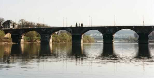 Trierin vanha silta