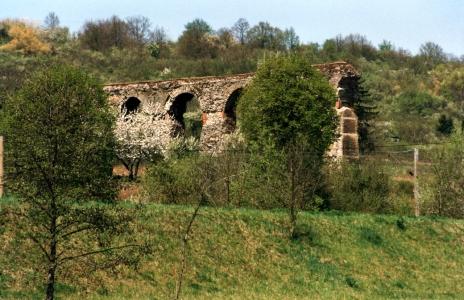 Vanhoja raunioita
