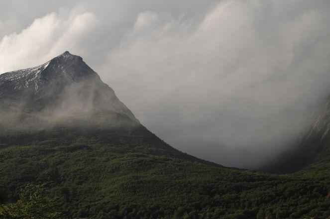 Den Fil Del Mundo vuoristoa