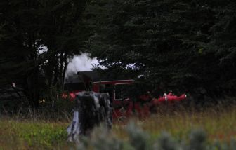 En tren del fin del mundo.3