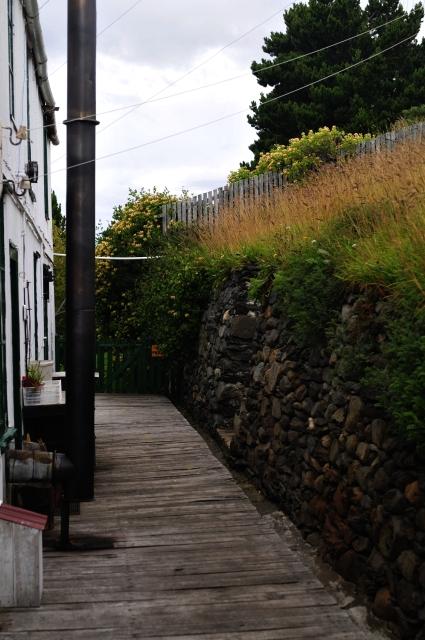 Harberton alley