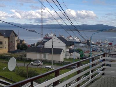 Ushuaia kaupallinen satama