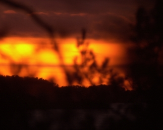Airisto iltaaurinko 2009