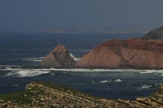 Cabo St Vincent kallioita.2