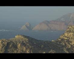Capo St Vincentin kallioita