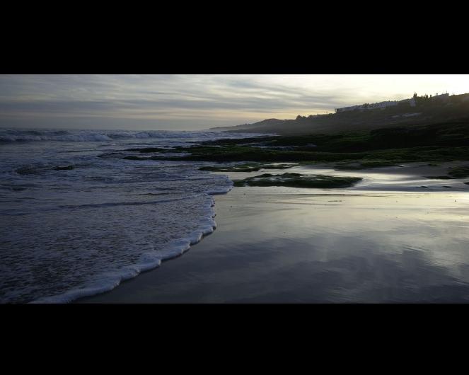 Luz beach