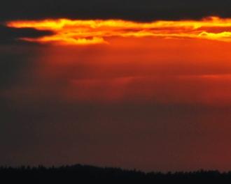punainen taivaanranta1280x1024