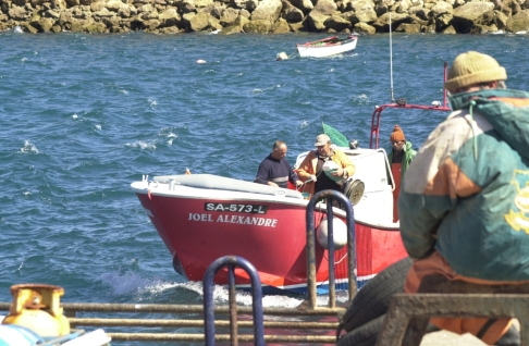 Sagres fishermen