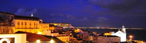 Lissabon top of Alfama