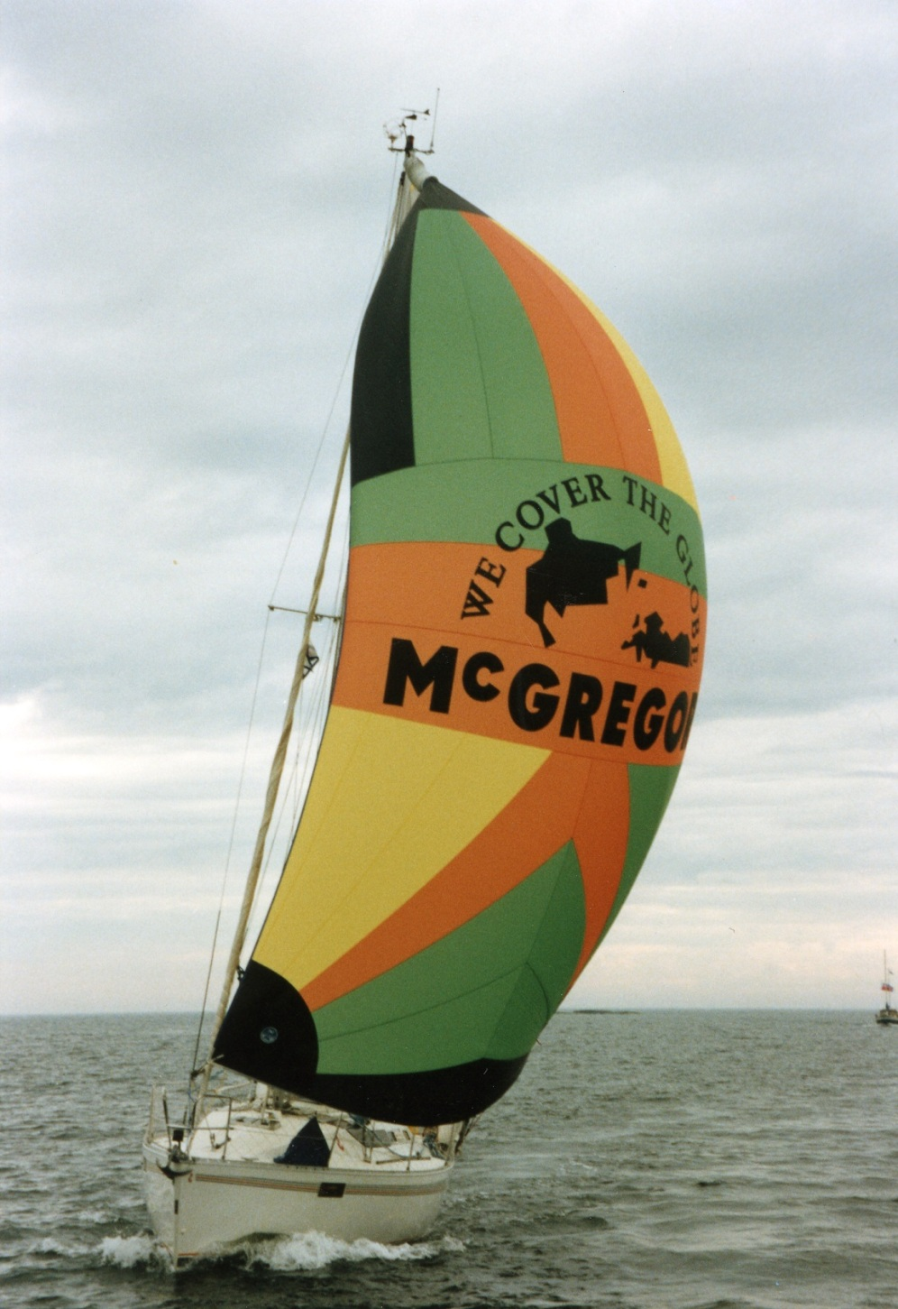 mc gregor spinnu vetää