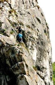 Kiipeiliä Ardenneilla