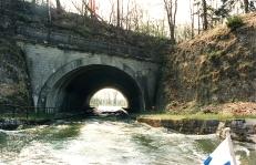 Tunneleita riitti Canai de l´Estellä