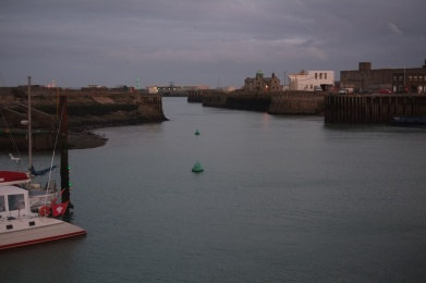 Dover harbour