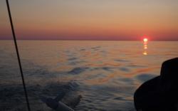 Ilta Itämerellä