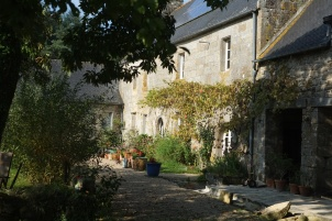 Farmhouse at Cote D Armor