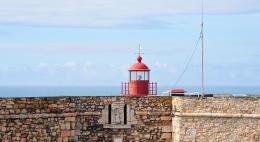 Nazaré lighthouse