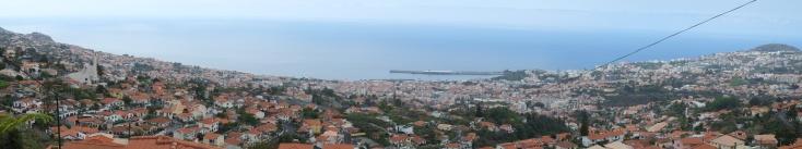 Funchal panorama