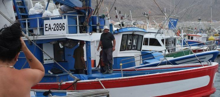 Los Cristianos fishermen