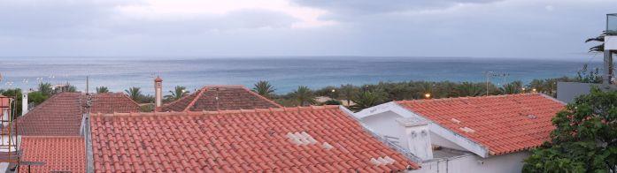 Porto Santo rooftops