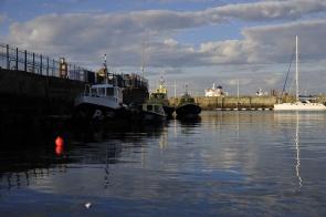 Porto sailing harbor