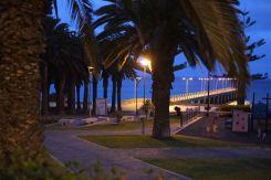 Porto Santo pier