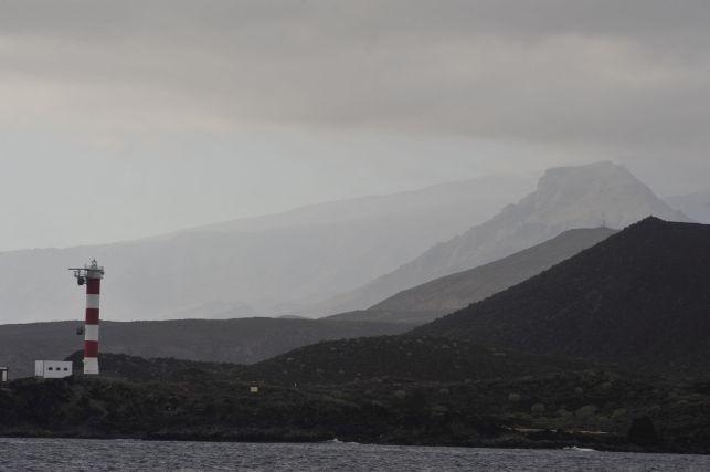 Tenerife south coast