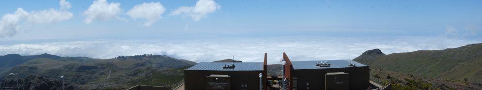 Pico Arreiro weather station