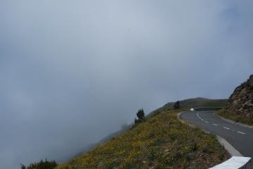 High altitude roads