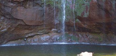 Water falls of Madeira