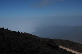 High upon Teide