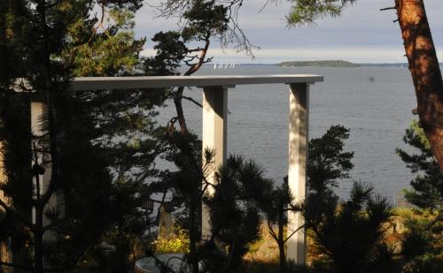 Casa Marinan pylväikkö
