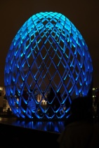 Light installation Egg.3