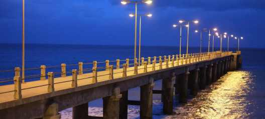 The most amazing pier