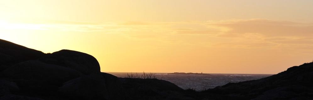 Kökar sunset