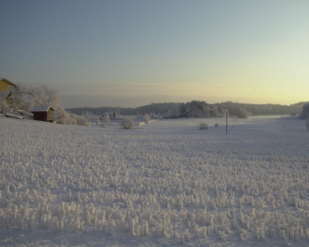 talvikuva-saaristosta