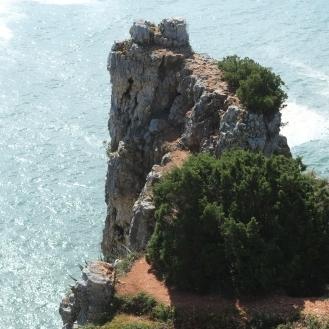 Nazare Cliffs